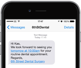 how to fix an appointment through phone
